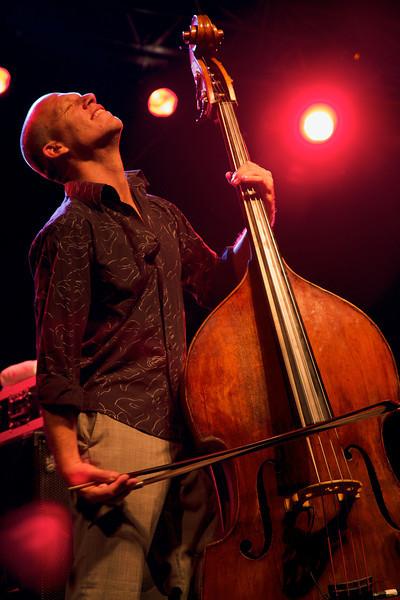 Avishai Cohen at the Nice Jazz Festival 2008