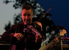 Nigel Kennedy at the Nice Jazz Festival 2008