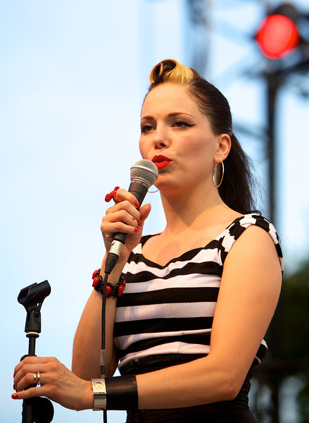 Imelda May at the Nice Jazz Festival 2010 8