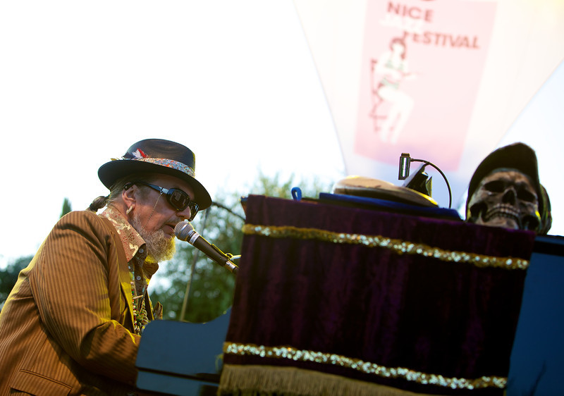 Dr John at the Nice Jazz Festival 2010 2