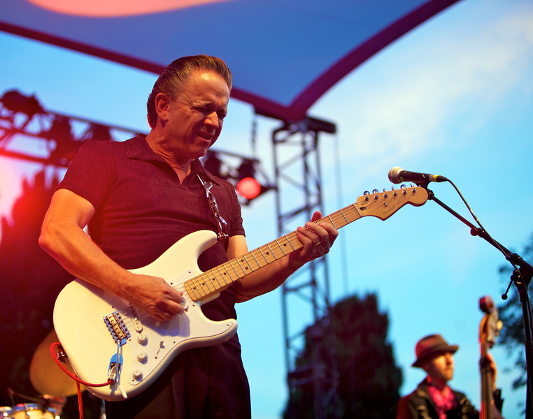 Jimmie Vaughan at the Nice Jazz Festival 2010 3