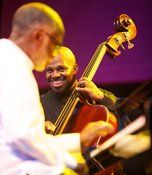 Ahmad Jamal at the Nice Jazz Festival 2011 9