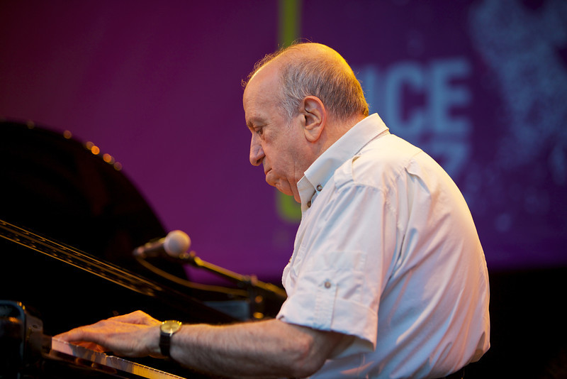 Martial Solal at the Nice Jazz Festival 2011 4