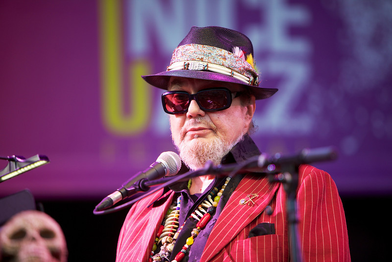 Dr John at the Nice Jazz Festival 2012 4