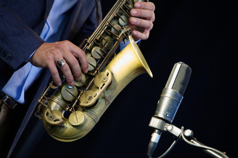 Sébastien Chaumont au Nice Jazz Festival 2012 2
