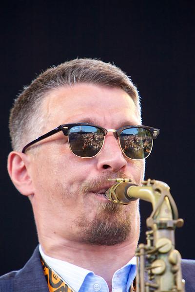 Sébastien Chaumont au Nice Jazz Festival 2012 3