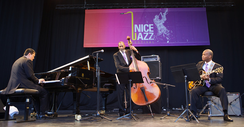 Ron Carter at the Nice Jazz Festival 2012 13