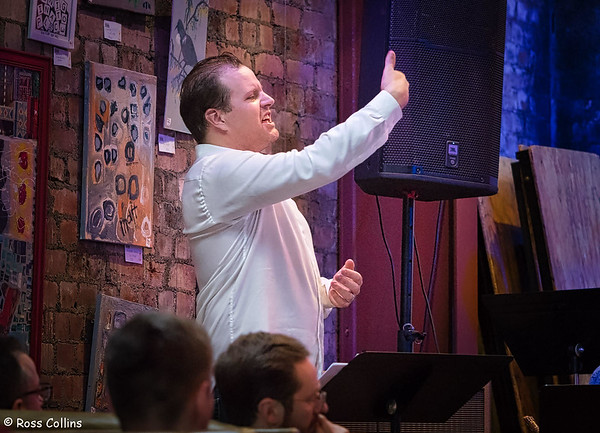 Nick Granville Big Band, The Third Eye, 5 November 2018