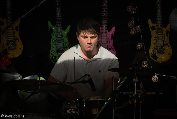 Nick Granville Trio at CubaDupa, 25 March 2018