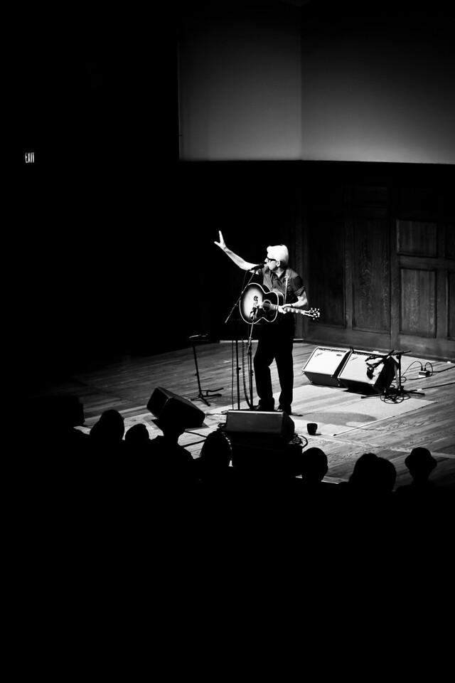 Nick Lowe @ The Sheldon Concert Hall/ St. Louis, MO (9/26/12)