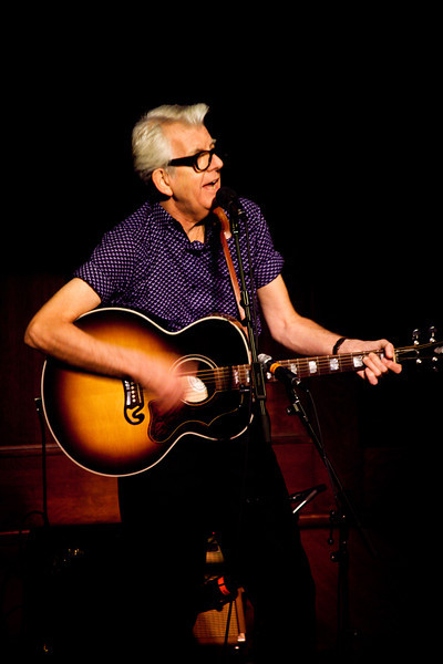 Nick Lowe @ The Sheldon Concert Hall/ St. Louis, MO (9/26/12)