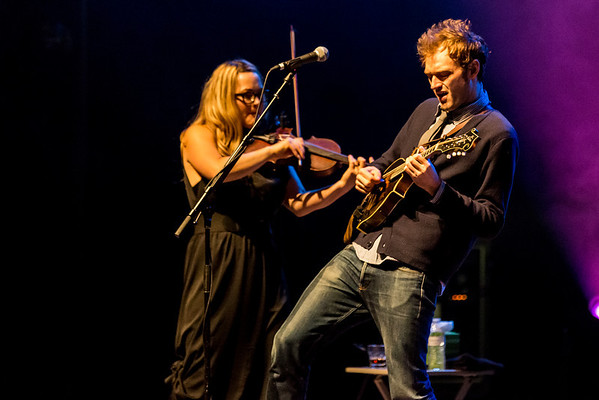 Nickel Creek Reunion Tour