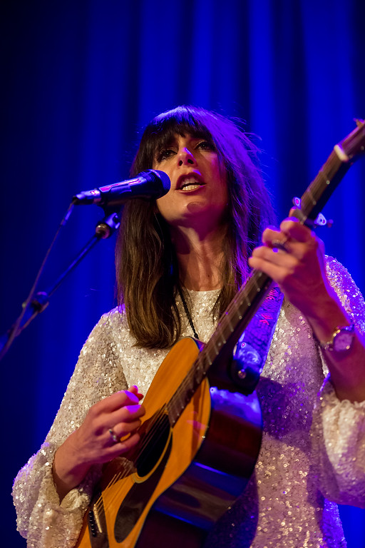 April 19, 2018 MOKB Presents Nicki Bluhm at the Vogue Theatre in Indianapolis, Indiana. Photo by Tony Vasquez.