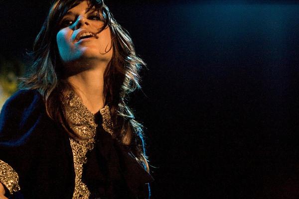 Nicole Atkins - Bowery Ballroom, NYC - January 25th, 2008 - Pic 15