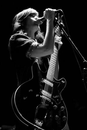 Nicole Atkins - Bowery Ballroom, NYC - January 25th, 2008 - Pic 16