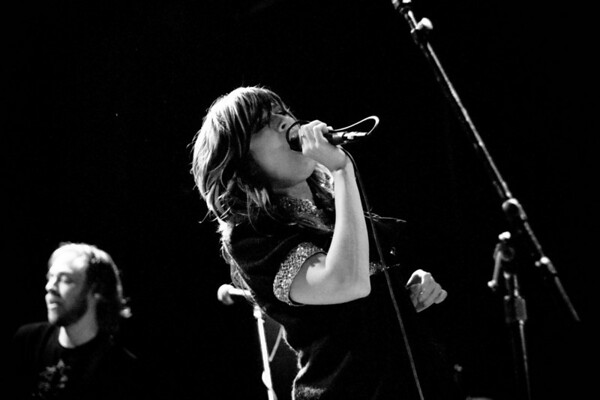 Nicole Atkins - Bowery Ballroom, NYC - January 25th, 2008 - Pic 13