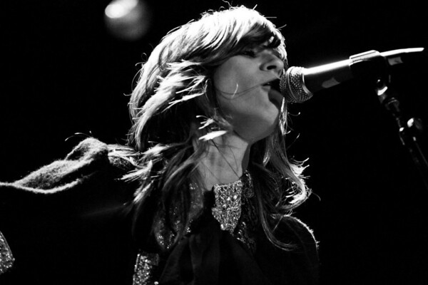 Nicole Atkins - Bowery Ballroom, NYC - January 25th, 2008 - Pic 11