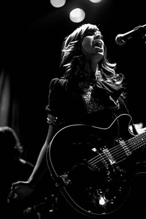 Nicole Atkins - Bowery Ballroom, NYC - January 25th, 2008 - Pic 4