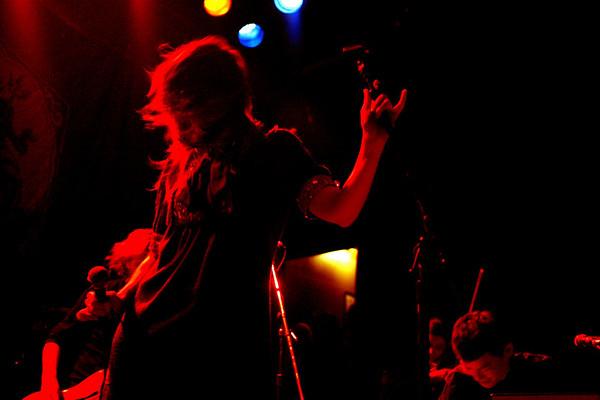 Nicole Atkins - Bowery Ballroom, NYC - January 25th, 2008 - Pic 22