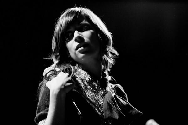 Nicole Atkins - Bowery Ballroom, NYC - January 25th, 2008 - Pic 23
