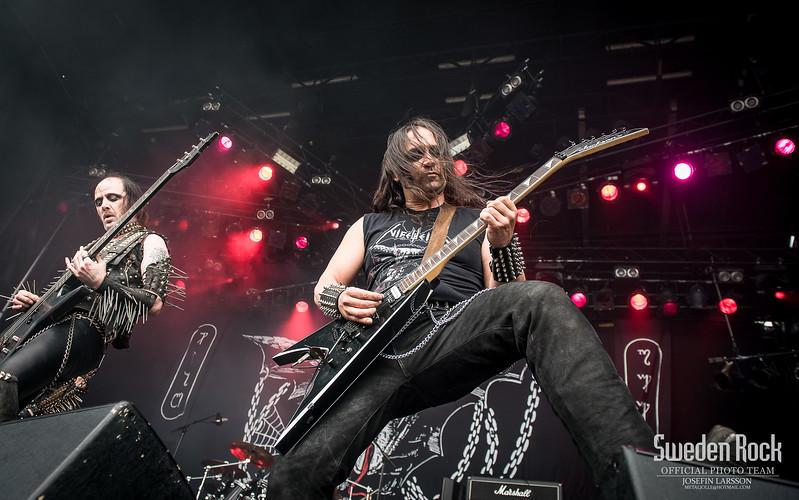 Nifelheim - Sweden Rock 2017