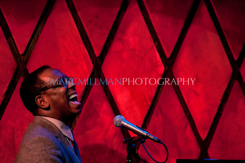 I (Who Have Nothing)<br /> <br /> Nigel Hall Band @ Rockwood Music Hall (Wed 2/16/11)