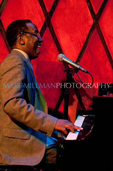 Nigel<br /> <br /> Nigel Hall Band @ Rockwood Music Hall (Wed 2/16/11)