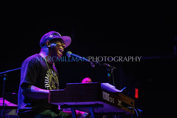 Nigel Hall Band @ Terminal 5 (Sat 4/13/13)