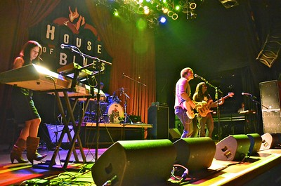 Social Club Show at House of Blues