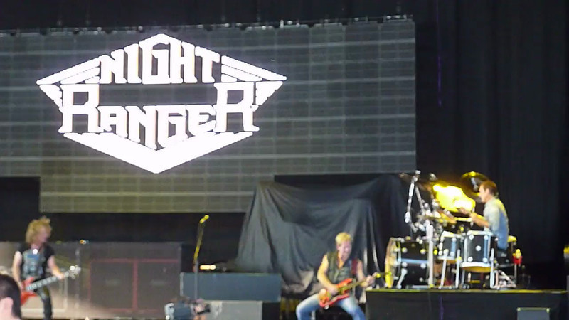 Dave Tammy BBQ Journey Foreigner Night Ranger in Toronto 065