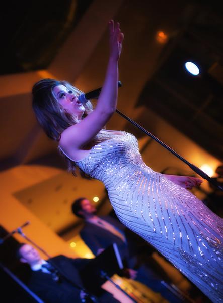 Nikki Leonti Debuts @ The W Hotel