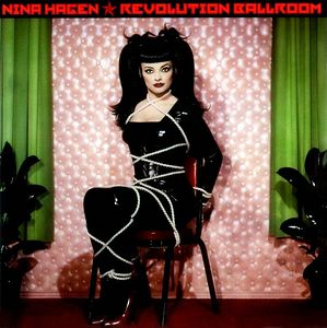 """Revolution Ballroom"" CD"