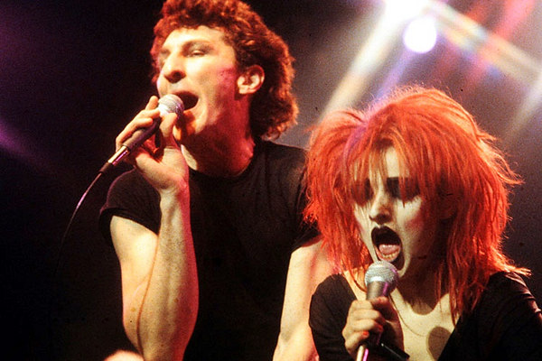 Live with The Tubes - Late 70's