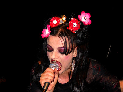 Nina Hagen - Live @ Commodore Ballroom, Vancouver BC - January 15 2005