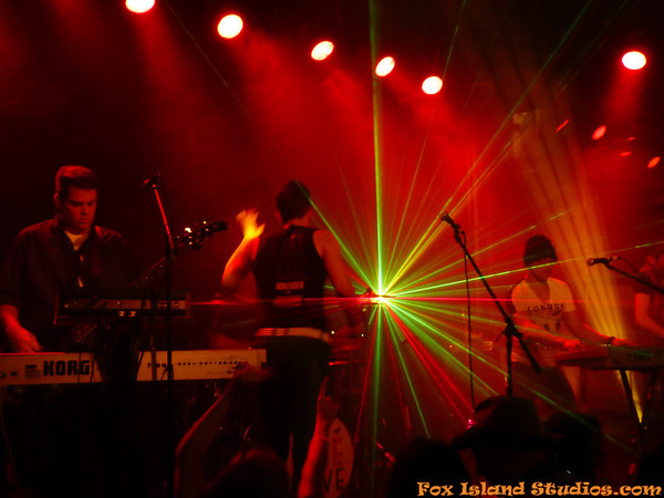 Nite Wave at Nectar Lounge Seattle Mar 22nd 2013 ~ Long Live the 80's!