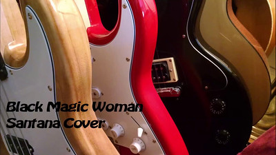 Black Magic Woman Santana Cover