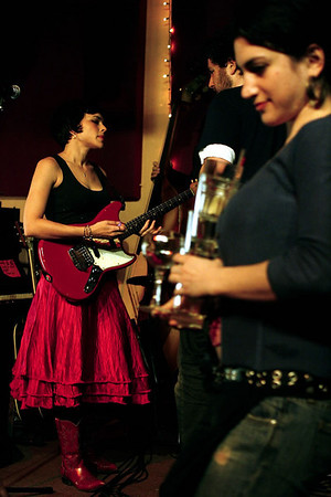 Norah Jones and the Little Willies - The Living Room, NYC - March 31st, 2008