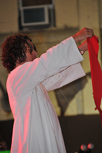 Tim DeLaughter, The Polyphonic Spree, Norman Music Festival 2008