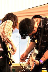 Evangelicals, Norman Music Festival 2008.