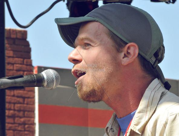 Cheyenne, Norman Music Festival 2008.