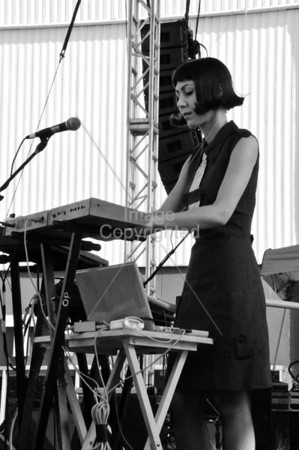 The Octopus Project, Norman Music Festival 2008