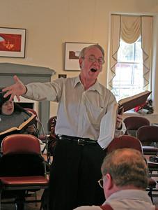 North Carolina Sacred Harp Convention