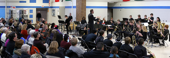 North Jr. High Jazz Band (2016)
