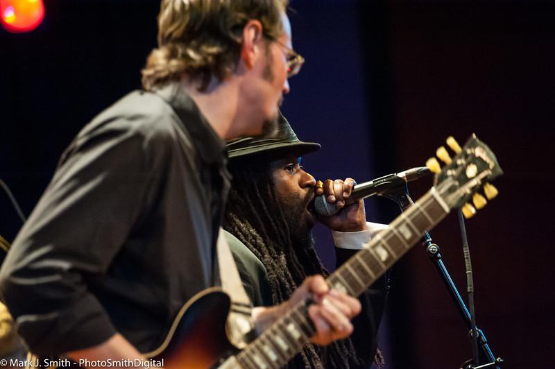 North Mississippi Allstars with Rev Sekou