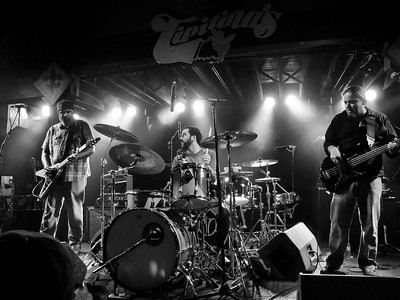 North Mississippi Allstars - Tipitina's Uptown New Orleans 10/07/11