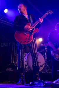 Amund Maarud at Notodden Blues Festival 2012