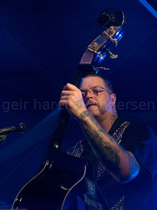 Vidar Busk & His Bubble Of Trouble with Barrence Whitfield at Notodden Blues Festival 2012