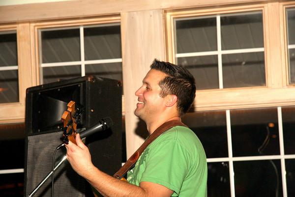 November 26, 2009 COLOR WHEEL is back, at Quaker Steak in Vermilion