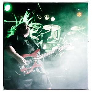 Kenn jackson (basse) - Ranzo (batterie)