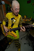 Peelander Z, live at the Hangar in Greenville, SC 3/12/10
